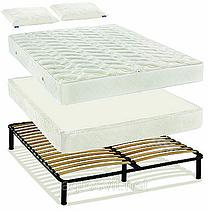 """Система для сна  """"Простое решение"""" № 2 или каркас-кровать на буковых ламелях , фото 3"""
