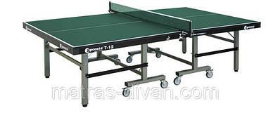 Профессиональный теннисный стол Sponeta S 7-12 master compact