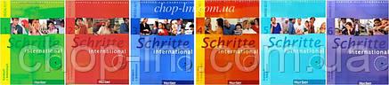 Schritte International 6 Kursbuch + Arbeitsbuch mit Audio-CD zum Arbeitsbuch und interaktiven Übungen, фото 2