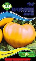 Семена томата сорт Бычье сердце золотое 0,1гр ТМ Агролиния