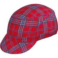 Шлем ABUS METRONAUT tartan red L