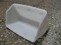 Ковш норійний L=110мм  пластмаса