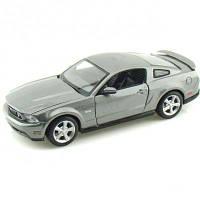 MAISTO Автомодель (1:24) Ford Mustang GT серый металлик