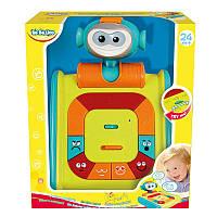 Интерактивная игрушка Робот с эмоциями;2