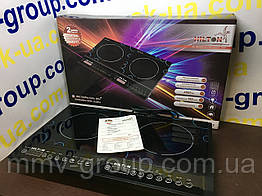 Электроплита индукционная HILTON DKI 3387, 4000Вт