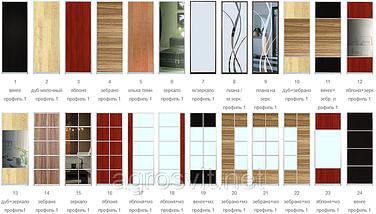 Фасады дверей к шкаф-купе (короба и раздвижные системы к шкафу купе), фото 2