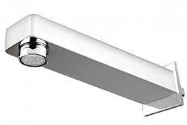 CASCADA, излив для ванны встроенный настенный, 175 мм