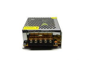 Блок питания для светодиодной ленты 12в 6,6А 80вт 6,6А LEDLIGHT IP20 compact, фото 2