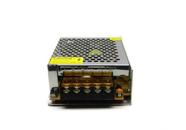 Блок питания для светодиодной ленты 12в 8,3А 100вт 8,3А LEDLIGHT IP20 compact