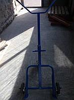 Тележка ручная для перевозки бочек, фото 1