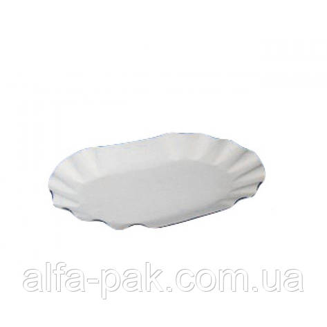 Тарелка бумажная 140 *210, фото 2