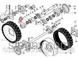 Корпус ЗМ-60 Н.026.058 (10.003) вісі зад.колеса