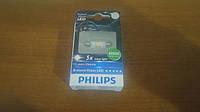 C5W Лампочка освещения салона авто Philips C5W LED 12V 1W 4000K 43MM SV8,5 T10,5X43 / FESTOON VISION