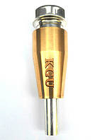 Бустер для трубного мундштука KGU Booster Standard (Raw Brass)