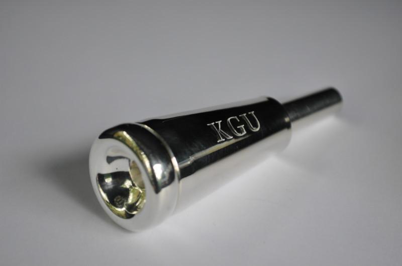"""Бустер для трубного мундштука KGUBrass Cone (Silver) - Магазин музыкальных инструментов """"Mayak-music"""" в Белой Церкви"""