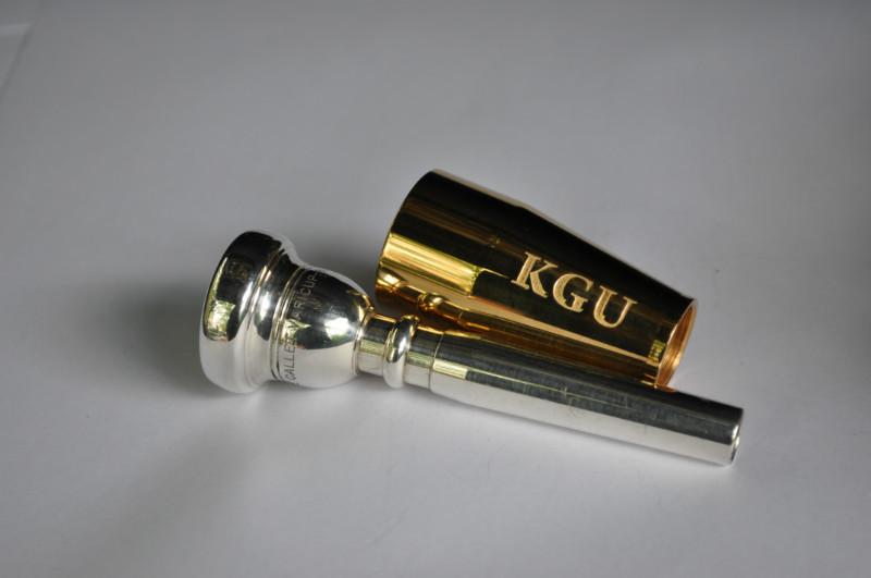 """Бустер для трубного мундштука KGUBrass Standard (Gold) - Магазин музыкальных инструментов """"Mayak-music"""" в Белой Церкви"""