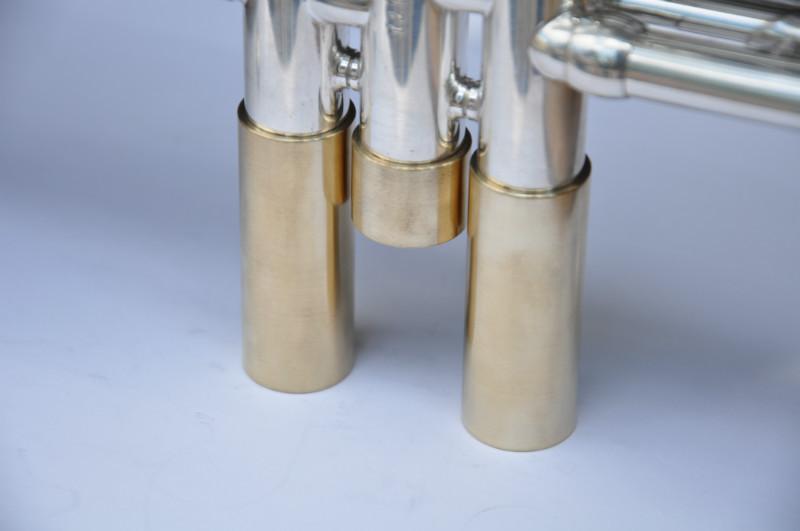 """Комплект для трубы KGU Tiger (Raw Brass) - Магазин музыкальных инструментов """"Mayak-music"""" в Белой Церкви"""
