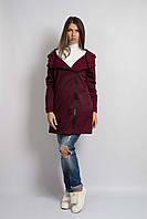 Куртка  Bordeaux с широкой горловиной
