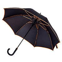 Зонт с цветной каймой и спицами, фото 1