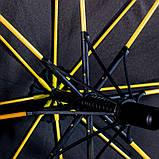 Зонт с цветной каймой и спицами, фото 8