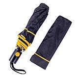 Складной полуавтоматический зонт, фото 9