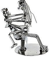 Техно-арт статуэтка Секс на работе металл