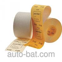 Наждачная бумага (шкурка) Smirdex 220 (P-220), 116 мм * 1 м