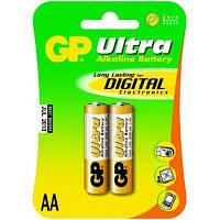 Батарейка AA LR6 Super Alcaline * 2 GP (15AHM-2UE2)