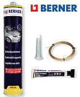 Комплект для замены стекла автомобиля Berner, Германия