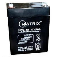 Батарея к ИБП Matrix 12V 5AH (NP5-12)