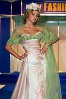 """Ансамбль """"Ніжні почуття"""", знял первое место в конкурсе одного платья """"Автограф"""", проходившего в рамках фестиваля """"Kiev fashin 2006"""""""