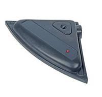 Крышка для аквариума Природа ЛЮКС 89х89 угловая черная