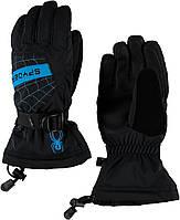 Горнолыжные подростковые перчатки Spyder Boys Overweb (MD 17)