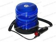 Мигалка 12 В 36-ти диодная синего цвета стробоскопная N3667