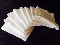Japanese organic cotton - Вата органическая - 8 листов