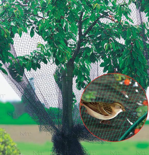 Сетка защитная от птиц и грызунов
