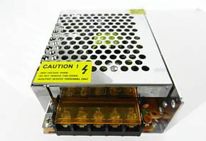 Блок питания для светодиодной ленты 12в 10А 120вт 10А LEDLIGHT IP20 compact, фото 2