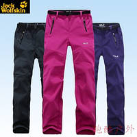 Зимние женские штаны Jack Wolfskin. Отличное качество. Стильный дизайн. Очень теплые. Купить. Код: КДН1006