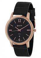 Мужские  часы GUARDO S0994.8 чёрный сталь