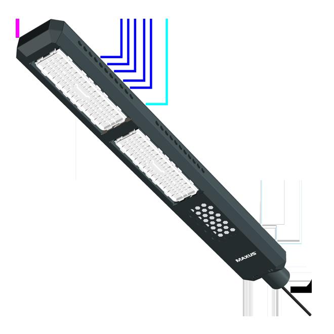 LED светильник COMBEE STREET 5000K 100W яркий свет