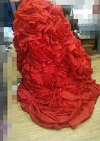 Платье - розы длинное, для фото сессий и свадьбы , фото 3