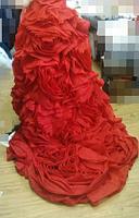 Платье - розы длинное, для фото сессий и свадьбы , фото 4