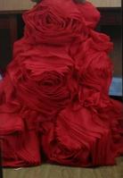 Платье - розы длинное, для фото сессий и свадьбы , фото 8