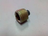Пробка картера ГАЗ 31029, 3302 магнитная (пр-во ГАЗ)