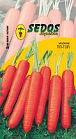 Морква Тіп-Топ (рання) / Морковь Тип-Топ (драж./400шт./блистер)