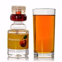 Яблочный сок (сгущенный сок + озонированная вода), 250 мл ТМ Зеленая Сова