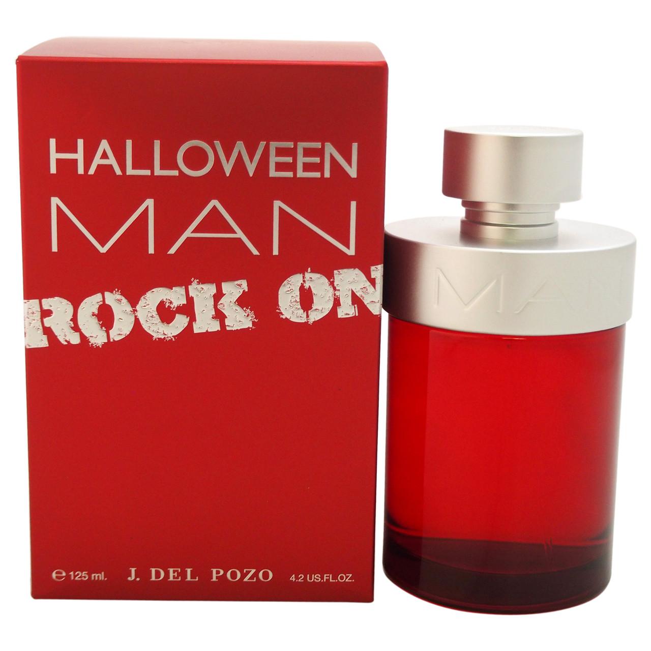 J. Del Pozo  Halloween  Rock On 75ml мужская туалетная вода (оригинал)