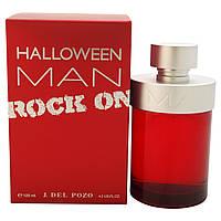J. Del Pozo  Halloween  Rock On 125ml мужская туалетная вода (оригинал)