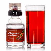 Натуральный яблочный сок с вишней