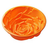 """Силиконовая форма """"Роза"""", 22.5 см"""